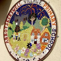 the school mosaic